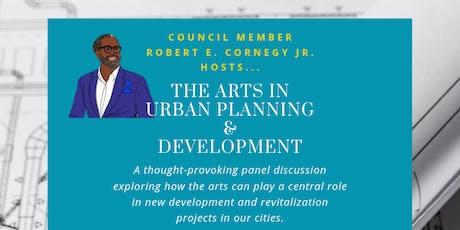 The Arts in Urban Planning & Development tickets