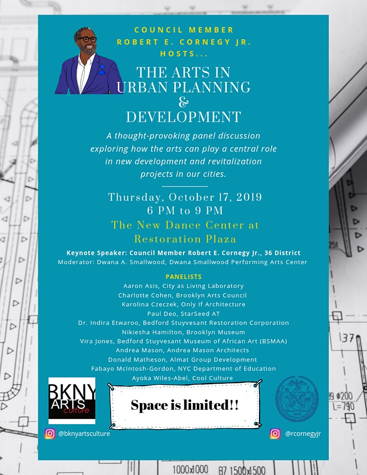 The Arts in Urban Planning & Development image