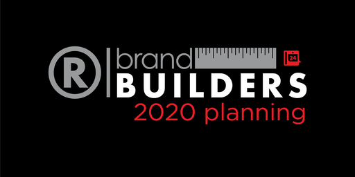 Brand Builders: 2020 Planning Workshop