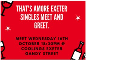 That's Amore Exeter singles meet and greet