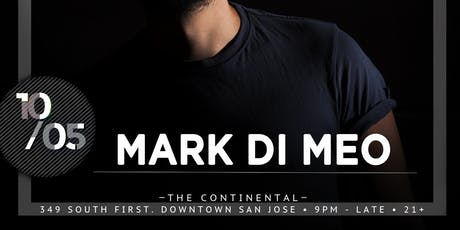 PREMIUM HOUSE MUSIC ft. Mark di Meo tickets