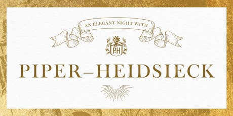 An Elegant Night with Piper-Heidsieck tickets