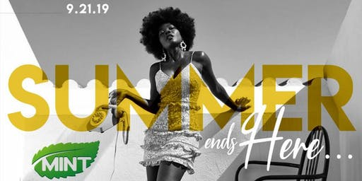 Summer Ends Here - Rooftop Party | #LBN