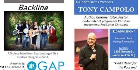 GAP Ministries 40th Anniversary Celebration tickets