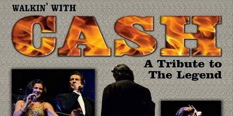 Walkin' with CASH, Keith Furry as Johnny Cash, Jan Daily tickets