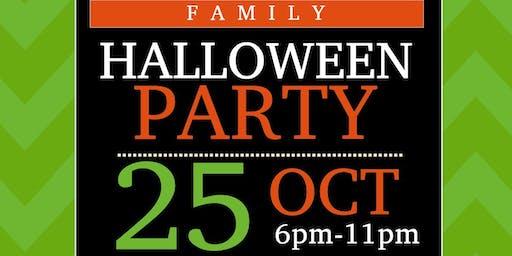 Family Halloween Dance