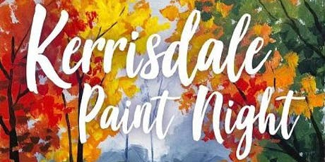 Kerrisdale Paint Night tickets