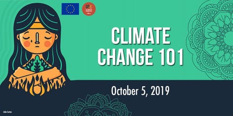 Climate Change 101 - EU Climate Diplomacy Week 2019 tickets