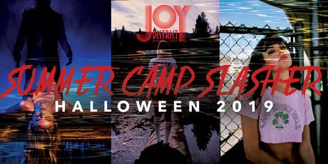 Summer Camp Slasher Halloween tickets