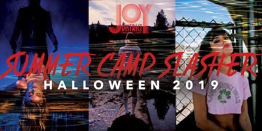 Summer Camp Slasher Halloween