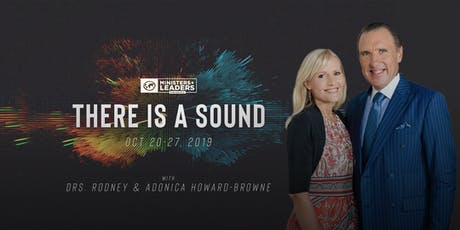 THERE IS A SOUND - Fall Ministers' & Leaders' Conference 2019 tickets