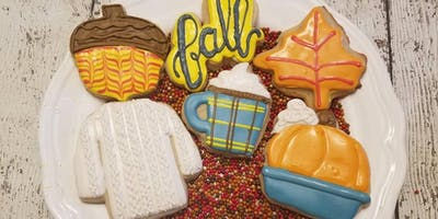 Cookies and Candles: Autumn Harvest