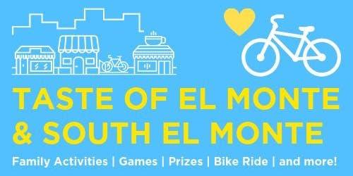 Taste of El Monte & South El Monte Ride + Bike Friendly SGV Launch Event