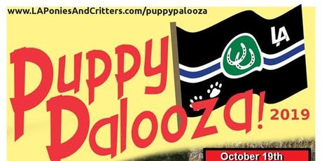 Puppypalooza: Encore  (Animal Role Play enthusiast event for charity) tickets
