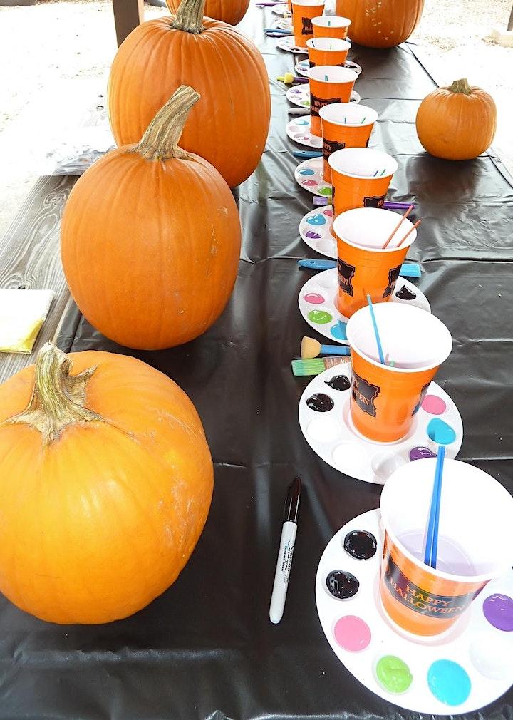 Kids Workshop | Paint a Pumpkin image