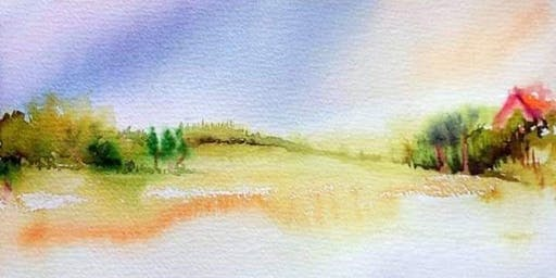 Watercolour Free Art Workshop
