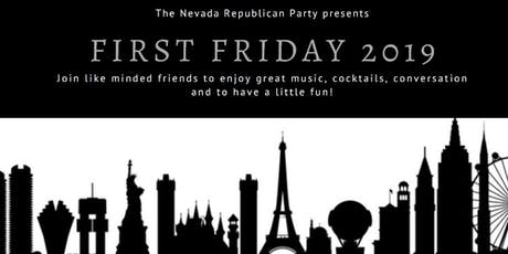 Nevada GOP First Friday tickets