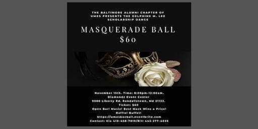 UMES BALTIMORE ALUMNI CHAPTER MASQUERADE BALL