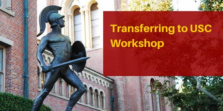 Transferring to USC Workshop tickets