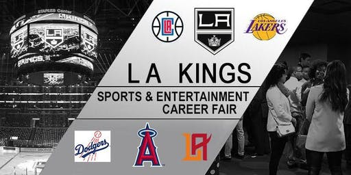 2019 LA Kings Sports & Entertainment Career Fair