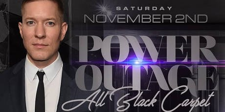 ALL BLACK AFFAIR #POWEREDITION tickets