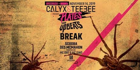 Calyx & Teebee presents Plates tickets