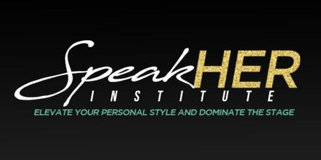 The SpeakHER Institute tickets