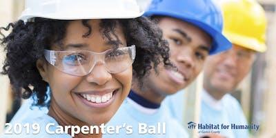 2019 Carpenter's Ball