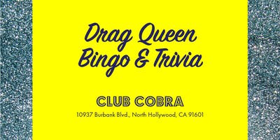 Drag Queen Bingo Fundraiser Benefiting The Leukemia & Lymphoma Society