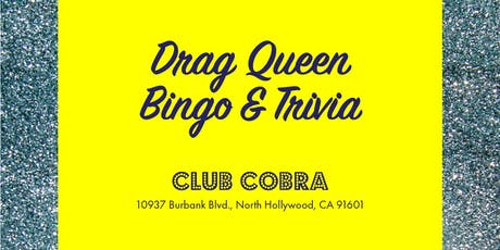 Drag Queen Bingo Fundraiser Benefiting The Leukemia & Lymphoma Society tickets