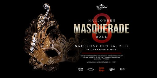Don Julio Tequila Presents The Halloween Masquerade Ball 8