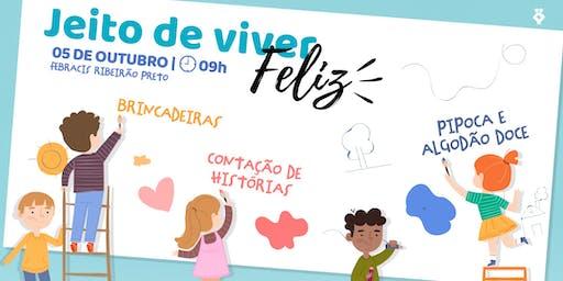[RIBEIRÃO PRETO/SP] Dia das Crianças - Jeito de Viver Família
