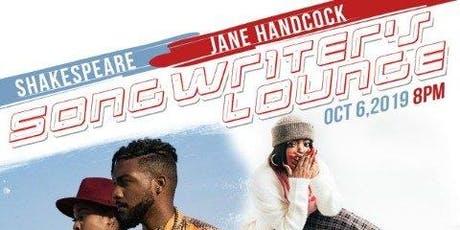 Songwriter's Lounge with Official Shakespeare + Jane Handcock tickets