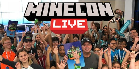 Microsoft Store Official MINECON Live Party tickets