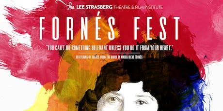 Fornés Fest tickets