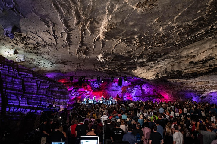 An Evening With Umphrey's McGee in The Caverns image