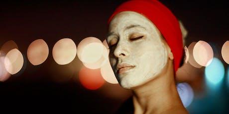 Detox Face Mask - Glowing Skin Craft Bar tickets