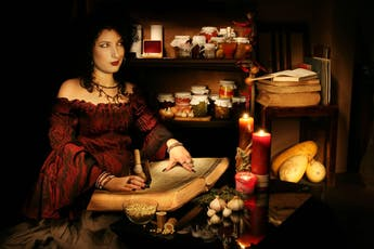 Ghost Stories Book Club: The Witch's Daughter tickets