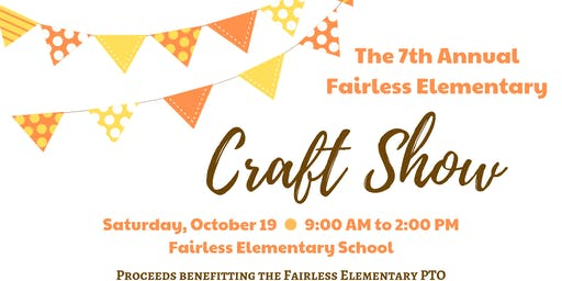 7th Annual Fairless Elementary Craft Show