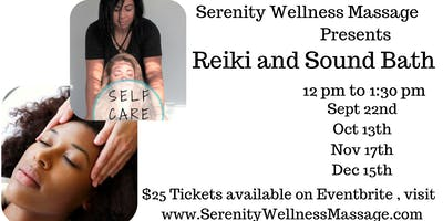 Reiki and Sound Healing Circle