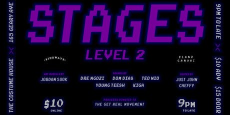 STAGES: Level 2 tickets