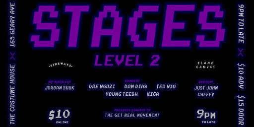 STAGES: Level 2