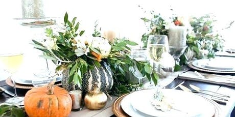 Hand Crafted Cocktails & Harvest Dinner tickets