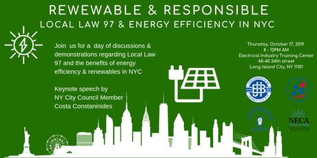 Renewable & Responsible - Local Law 97 & NYC tickets