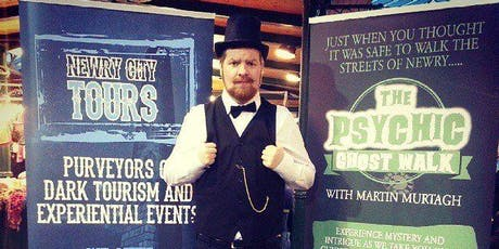 The Psychic Ghost Walk tickets