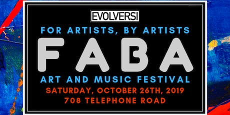 FABA: Art and Music Festival tickets