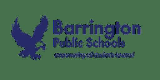 Barrington Middle School Building Tour