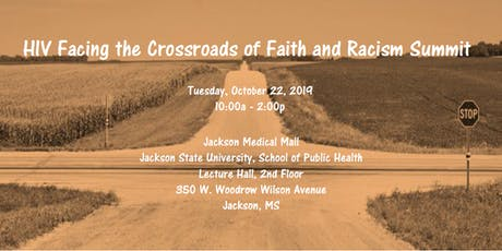 HIV Facing the Crossroads of Faith and Racism Summit, tickets