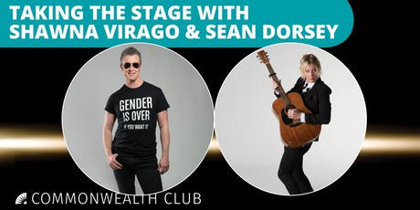 Taking the Stage with Sean Dorsey and Shawna Virago tickets