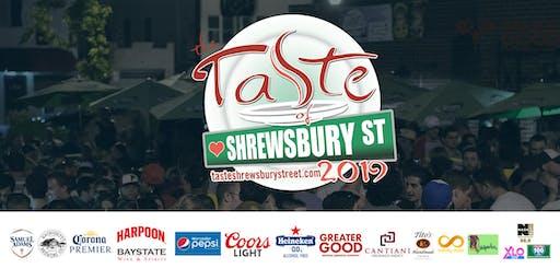 The Taste of Shrewsbury Street Fall Edition